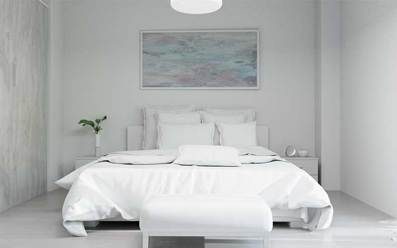 Promoción en Juan de Oñate | Vivienda 8 | Dormitorio