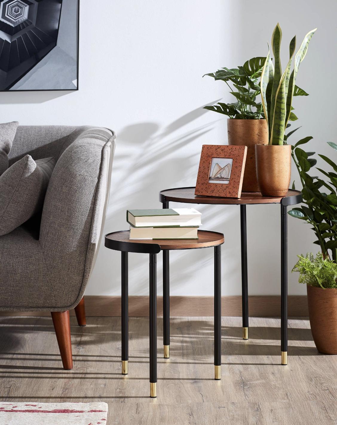 mesas auxiliares ideas de decoracion promoción obra nueva