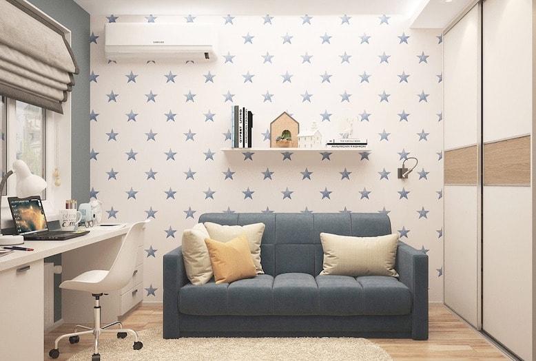 ideas para decorar las paredes de casa papel pintado promoción obra nueva