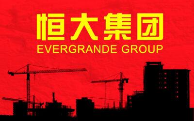 La inmobiliaria china Evergrande Group sigue en caída